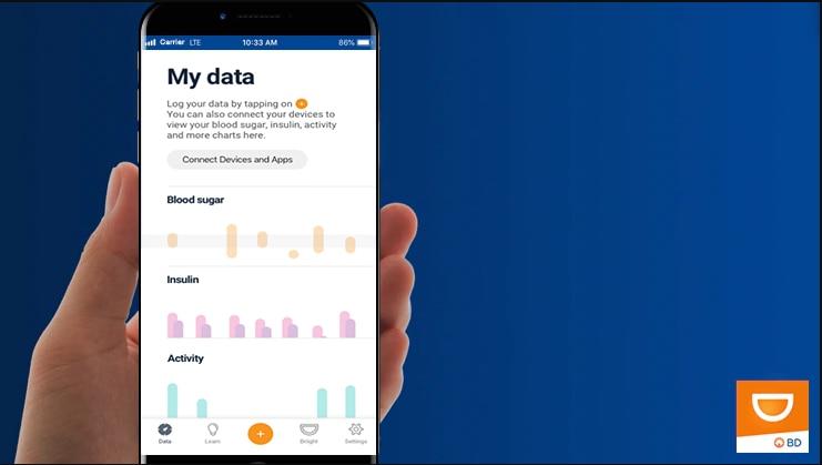 aplicaciones de diabetes android