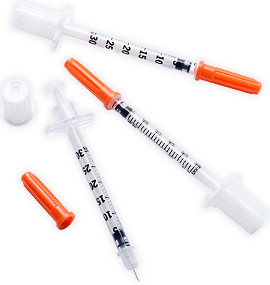 BD Insulin Syringe With BD Ultra-Fine™ 6mm™ Needle - BD