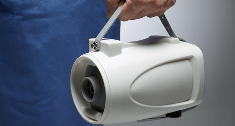 Portable Vacuum Unit