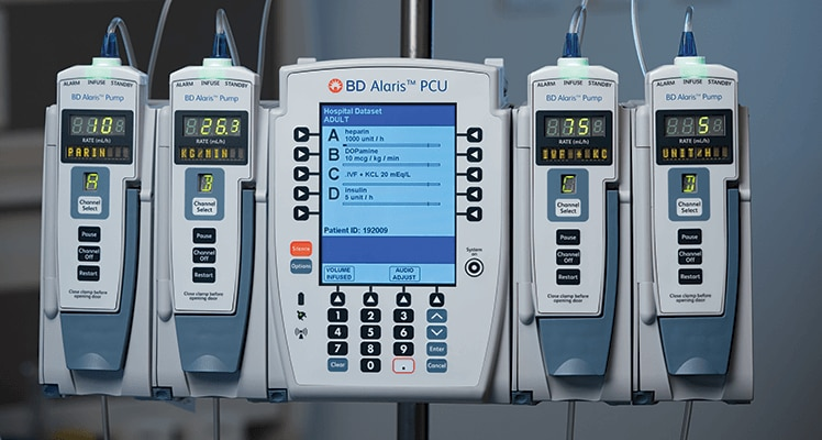 BD Alaris™ Pump Module Administration Sets - BD