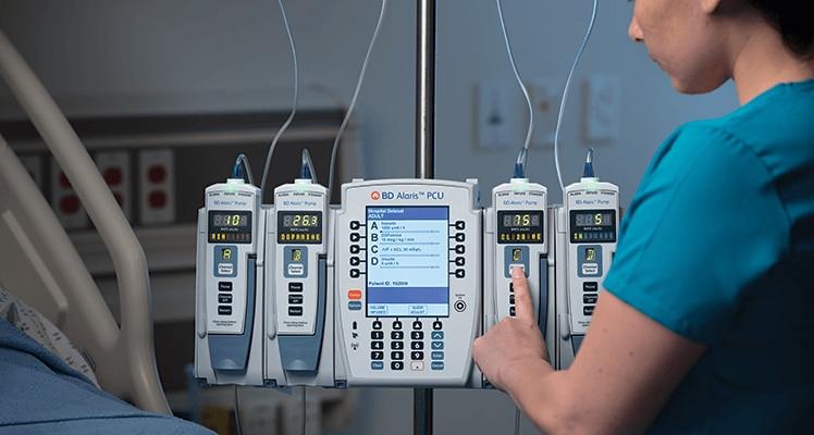 IV Infusion Pump, BD Alaris™ Pump Module - BD