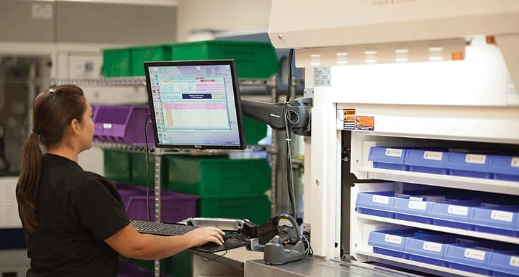Bd Pyxis Logistics Carousel Automation Bd