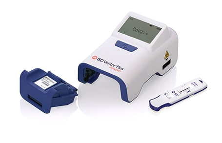 BD Veritor™ System for Rapid Detection of SARS-CoV-2