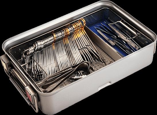 Genesis™ Sterilization Containers, Sterilizer System - BD