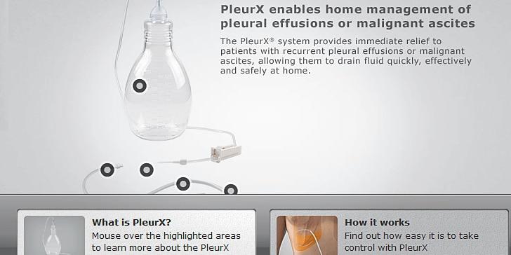 Pleurx Drainage System Bd