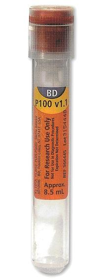 BDTM P100采血管