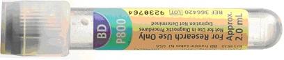 BDTM P800采血管