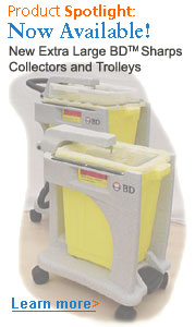 Bd Canada Sharps Disposal Sharps Containers