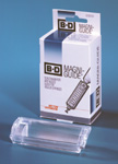 BD Magni-Guide™ Scale Magnifier (Magnifies the markings on the syringe 1.7 times.)
